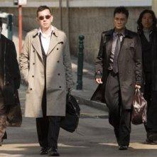 Richie Ren ed Anthony Wong nel film Punished