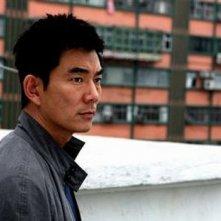Richie Ren in una scena del film Punished