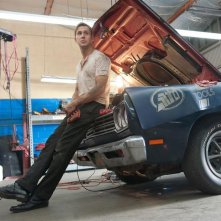 Ryan Gosling nel film Drive, del 2011