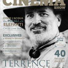 Terrence Malick in cover su The Cinema Show