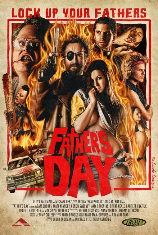La Locandina Di Father S Day 202189