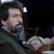 Lorenzo degli Innocenzi in un'immagine del film La misura del confine