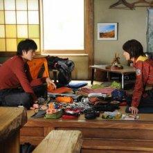 Masami Nagasawa con Shun Oguri nel film Gaku: Minna no Yama