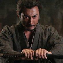 Scena del film Hara-Kiri: Death of a Samuraï di Takashi Miike