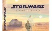 La saga completa di Star Wars in blu-ray dal 15 settembre
