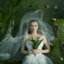 Wallpaper: Kirsten Dunst in Melancholia