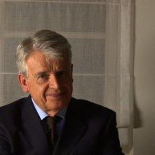 Alain Cavalier nel film da lui diretto e interpretato, Pater