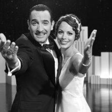 Jean Dujardin e Bérénice Bejo in The Artist