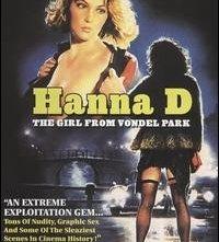 La locandina di Hanna D. - La ragazza del Vondel Park