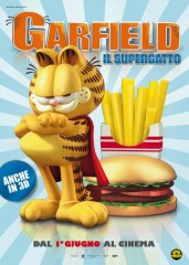 Garfield il supergatto in streaming & download