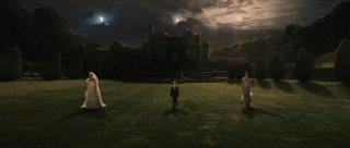 Una immagine di Melancholia, di Lars Von Trier.