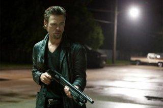 Ecco la prima immagine di Brad Pitt in Cogan's Trade