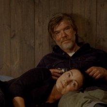 Jakob Eklund e Stephanie Leon nel ruolo di padre e figlia in Labrador