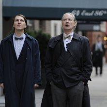 Kevin Kline e Paul Dano, protagonisti del film The Extra Man