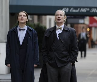Kevin Kline e Paul Dano, protagonisti del film The Extra Man