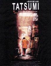 La locandina di Tatsumi