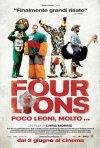 Locandina italiana di Four Lions