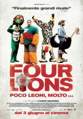 Four Lions in streaming & download