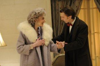 Marian Seldes con Paul Dano nel film The Extra Man