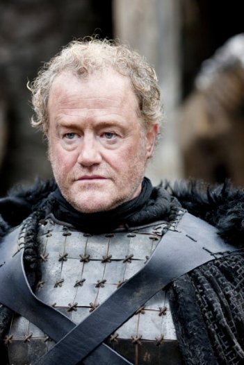 Owen Teale nell'episodio Cripples, Bastards, and Broken Things di Game of Thrones