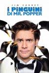 Teaser poster italiano de I Pinguini di Mister Popper