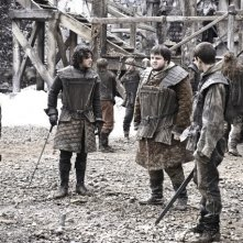 Una scena dell'episodio Cripples, Bastards, and Broken Things di Game of Thrones