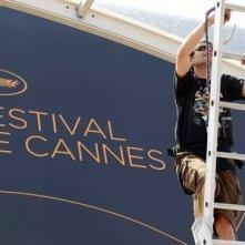 Festival di Cannes 2011: ultimi preparativi prima del debutto della 64esima edizione del Festival