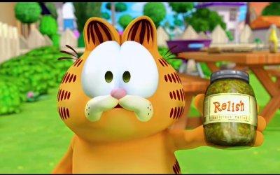 Garfield il supergatto - Trailer Italiano