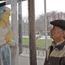 Henry Hübchen in un'immagine del film Polnische Ostern