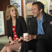 Kristen Wiig e Chris O'Dowd nella commedia Le amiche della sposa