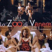 La locandina di Lo zoo di Venere