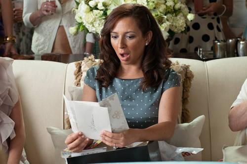 Maya Rudolph in una scena della commedia Le amiche della sposa