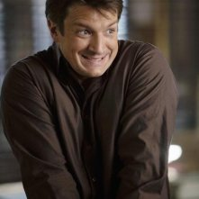Nathan Fillion nell'episodio One Life to Lose di Castle