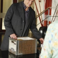 Nathan Fillion nell'episodio The Final Nail di Castle