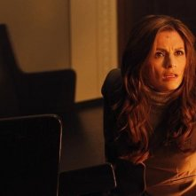 Stana Katic nell'episodio Knockout di Castle