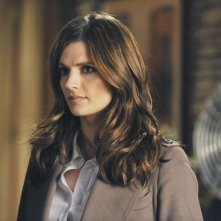 Stana Katic nell'episodio One Life to Lose di Castle