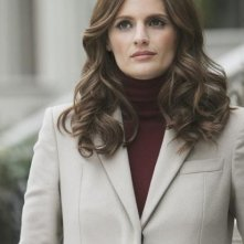 Stana Katic nell'episodio The Final Nail di Castle