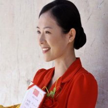 Zhang Ziyi nel film Mo shu wai zhuan