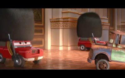 Cars 2 - Trailer Italiano 2