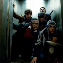 Il cast di Attack the Block