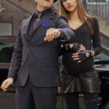 Jeremy Piven e Jessica Alba in dolce attesa in Spy Kids 4: Armageddon