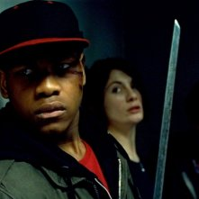 John Boyega nel film Attack the Block