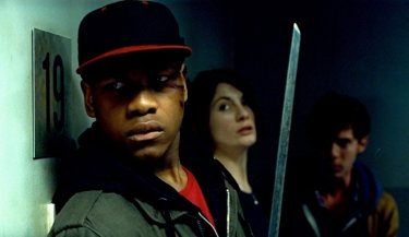 John Boyega nel film Attack the Block