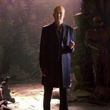 Lex Luthor (Michael Rosenbaum) in una scena dell'episodio Finale di Smallville