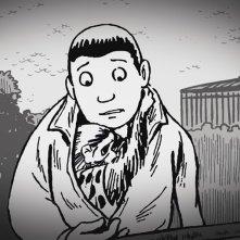 Scena del film d\'animazione Tatsumi di Eric Khoo