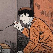 Scena del film Tatsumi, per la regia di E. Khoo