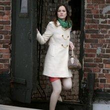 Blair (Leighton Meester) in una scena dell'episodio Shattered Bass di Gossip Girl