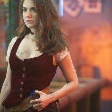 Alison Brie nell'episodio A Fist Full of Paintballs di Community