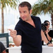 Cannes 2011: uno spiritoso Jean Dujardin presenta The Artist