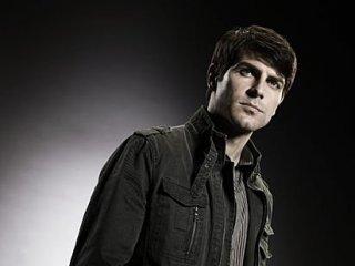 David Giuntoli  in una foto promozionale per la serie tv 'Grimm'